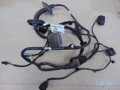JAGUAR XF X250 PASSENGER SIDE REAR DOOR WIRING LOOM HARNESS 8X2T-14633-DD