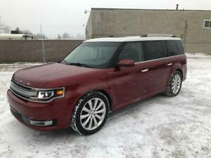 2013 Ford Flex Limited AWD $16995
