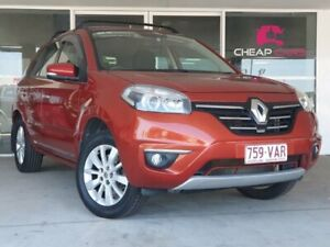 2013 Renault Koleos H45 Phase II Expression Orange 6 Speed Manual Wagon Brendale Pine Rivers Area Preview