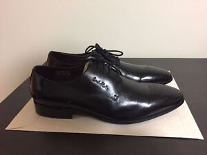 Aldo mens dress shoes sz8  (bought brand new in toronto