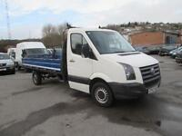 2007/57 Volkswagen Crafter 2.5TDi ( 136PS ) LWB CR35 Dropside/tail lift