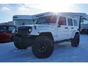 2015 Jeep Wrangler Unlimited CUSTOM Rubicon 4x4