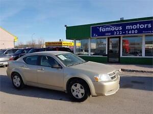 "2010 Dodge Avenger SE ""FRESH SAFETY/MINT CONDITION/GREAT PRICE"""