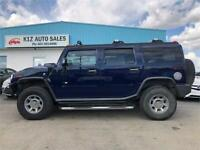 2007 HUMMER H2 SUV- LOW KMS/SUNROOF/COMES WITH 3MTH WARRANTY