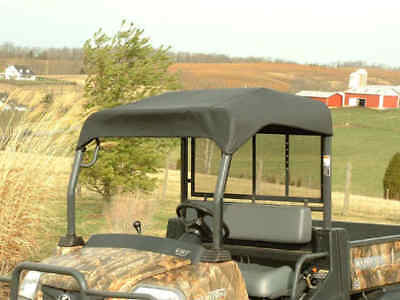 Roof for Kubota RTV 500 and RTV 900 - Soft Top - Canopy - Travels Highway Speeds