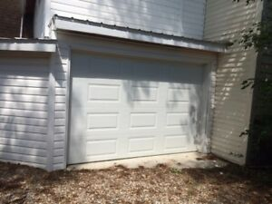 Oversized Single Car Garage for Rent ~ Bearspaw / NW Calgary
