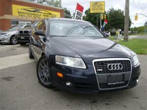 2007 Audi A6 4.2L,NAVGATION,NO ACCIDENT,LOADED