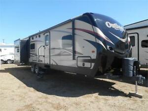2015 Outback 298RE by Keystone