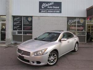 2009 NISSAN MAXIMA *SUNROOF,LOADED,PRICED TO SELL!!!*
