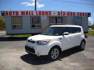 2016 Kia Soul EX+ *** Pay Only $61 Weekly OAC ***