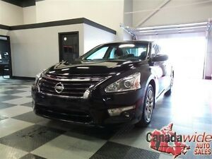 2015 Nissan Altima 2.5S, DRIVE HOME TODAY Edmonton Edmonton Area image 2