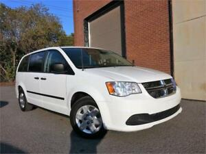 DODGE GRAND CARAVAN 2013/7PASS/AC/CRUISE/GROUPE ELEC/SUPER CLEAN