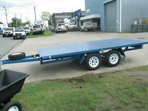 WANTED: small tandem axle trailer, possibly old RV frame.