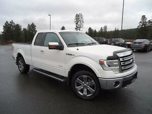 2013 Ford F-150 Lariat 4x4 SuperCab 6.5 ft. box 145 in. WB