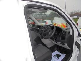 Volkswagen Transporter T28 SWB DIESEL 2.0 BMT 102 STARTLINE VAN EURO 6 (2016)