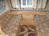5 birth caravan fleetwood 1993