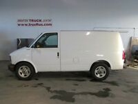 2003 GMC Safari Standard Rear-wheel Drive Cargo Van