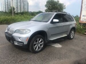 2007 BMW X5 4.8i 7 Passenger,Nav, heads up display, pano roof 4.