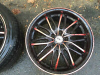 Mags a vendre / rims to sell (DAI)