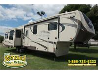 Used 2012 Heartland Big Country 3650 RL 5th Wheel