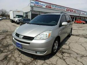 2004 Toyota Sienna LE 7 PASSENGERS CERTIFIED E-TESTED