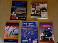 Boating Books Maintainance and Cruising