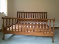 Super Kingsize Bed frame ( WILLIS & GAMBIER ) NO Mattress Available