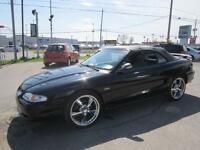 1996 Ford Mustang GT cuir decapotable 4.6L AUTOMATIQUE