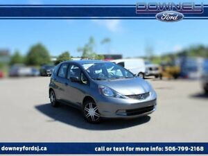 2014 Honda Fit DX-A Hatch with AC Power Group Manual Shift Hard