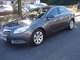Vauxhall INSIGNIA 2.0 CDTi ecoFLEX 16v SE 5dr, 2011 model, 86K, FSH, Cambelt done at 80K