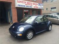 2005 Volkswagen New Beetle Coupe GLS