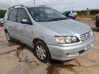 Toyota Picnic 2.0 i GLS 5dr (6 Seats) £1,000 Quick Sale - Contact Dan Wholesome