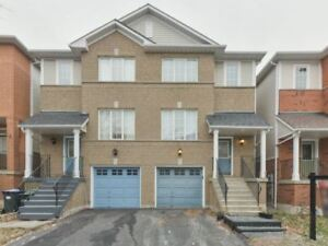 Gorgeous Newly Renovated 3+1 Bdrm Semi-Detached Townhouse