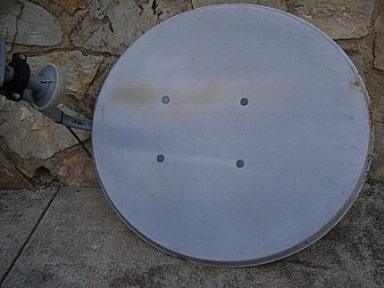 Television Antena Dish for Extra Chanell Reciver Karabar Queanbeyan Area Preview