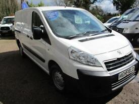 2013 Peugeot Expert 1.6HDi 90 ( EU5 ) ( 2.88t ) L2 H1 LWB NO VAT 80,000 MILES