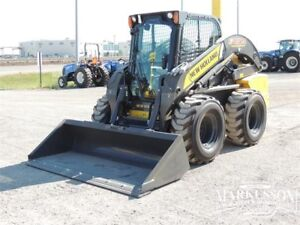 New Holland L230 Skid Steer - 90HP, Heater, A/C, Special Pricing