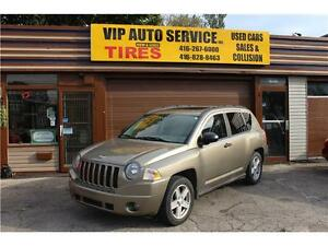 2007 Jeep Compass Sport (Certified)