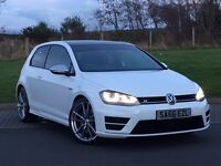 VOLKSWAGEN GOLF R 3DR DSG 66 PLATE - HIGH SPEC - IMMACULATE - ONO!