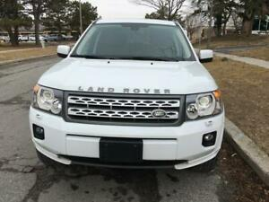 2011 LAND ROVER LR2 HSE, 1 OWNER, LOW KM, ACCIDNT FREE
