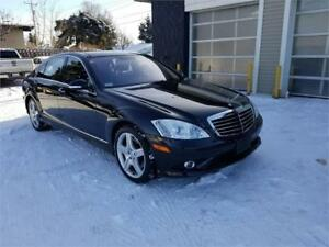 2007 Mercedes-Benz S550 4Matic****One Owner****Only 95380 km***