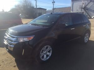2011 Ford Edge SEL SUV, Crossover Moose Jaw Regina Area image 2