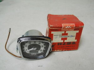 Honda-NOS-CA100-CA102-C105T-Speedometer-Assy-P-N-37200-001-812-CY1004826B-e8