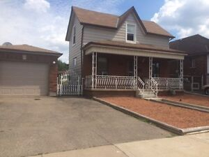 Hamilton North End 3 Bedroom Home. Large Lot with Garage.