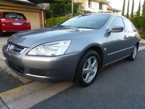 2005 Honda Accord 40 VTi Silver 5 Speed Automatic Sedan Southport Gold Coast City Preview