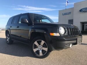2016 Jeep Patriot Sport 4x4 with High Altitude Package