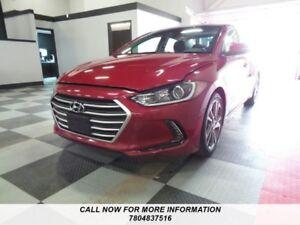2017 Hyundai Elantra SPORT SUNROOF