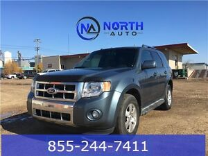 2010 Ford Escape Limited + WE FINANCING!!!