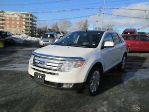 2009 Ford Edge Limited AWD! HEATED SEATS, PANORAMIC SUNROOF!!