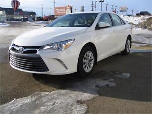 2015 Toyota Camry LE - Loaded - Backup Camera - $139 Bi-Wkly