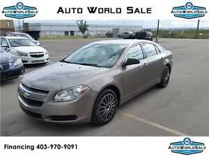 2012 CHEVROLET MALIBU LS | 2 YEARS WARRANTY